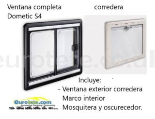 Dometic-9104100141-window-500-x-450-dometic-s4-sliding-kit-frame-blackout-mosquito net-camper-motorhome-caravan