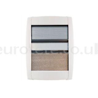 Mpk VisionVent S pro / eco Model 27 - 29 frame + darkening + mosquito net replacement skylight motorhome or caravan