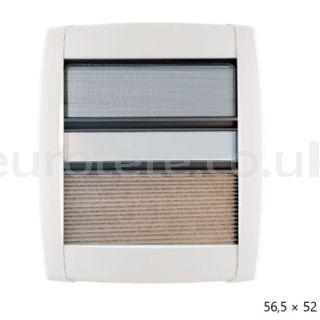 Compas 21 - 35 derecha Plastoform 245 recambio ventana 1