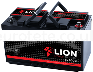 Battery NDS 3LION 3L-100B 12V-100Ah + 3Link and Display