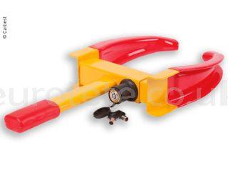 Cepo antirrobo Carbest para remolque, coche, caravana o autocaravana 1