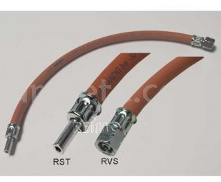 Gas manguera de 40cm, 8mm 1 / 4'x RST8mm