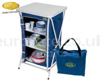 Frida camping furniture for kitchen organizer