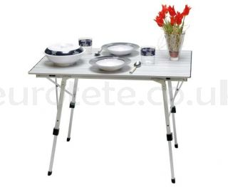 Table 90 x 60 cm Bali of 2 people for motorhome or camping