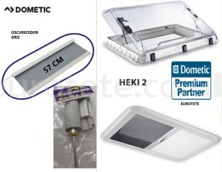 Dometic Heki 2 skylight 960 x 655 gray motorhome 7