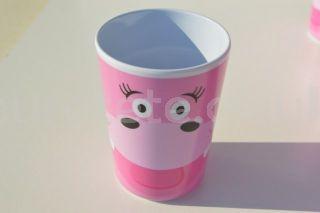 Menaje para autocaravana camping vaso infantil melamina 1