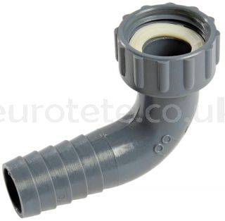 Elbow 25 mm tube to female thread 40 mm water fitting motorhome nautic 1