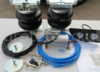 Pneumatic suspension regulation MANUAL Fiat Citroen Peugeot X 250 and X 290