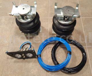 BASIC PLUS Fiat / Citroen / Peugeot X250 and X290 Pneumatic suspension