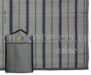 Suelo avance 390 x 250 gris y azul alta calidad Camp4 para alfombra avance camping 1