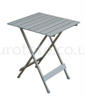 Table 50 x 48 folding for camper camping campervan