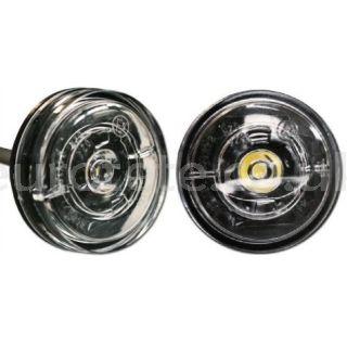 Hella TOP 7613 transparent round ledge for motorhome