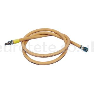 Gas hose 3 meters lira quick connection