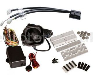 Electronic alarm whireless 2.4 ghz with protocol can bus for motorhome