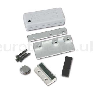 Alarm kit optional additional individual magnetic sensor for motorhome alarm