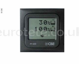CBE PT622 indicador de nivel para deposito aguas limpias y sucias 2
