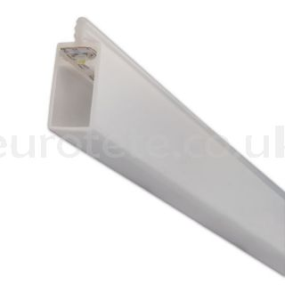 Perfil tiras LED de 2,5 metros para muebles caravaning