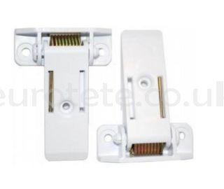 Thetford 62468008 bisagra de la puerta del congelador nevera de la autocaravana