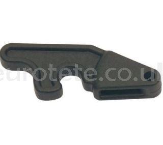 hetford 62400127 SR latch bottom para nevera de autocaravana o caravana 1
