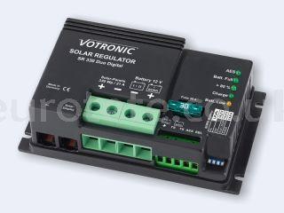 Votronic SR 330 duo solar controller for motorhome