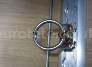 Punto anclaje con anilla para guia suelo furgoneta camper 4