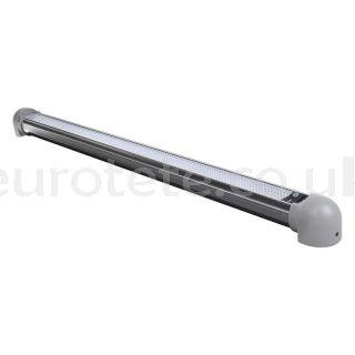 Tira led 47 cm con 30 leds a 12 voltios para debajo mueble de la autocaravana o caravana 1