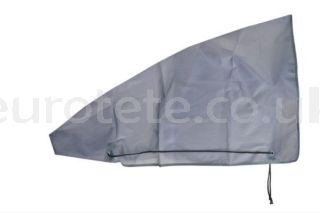 Funda lanza 95 cm en impermeable para protector remolque caravana