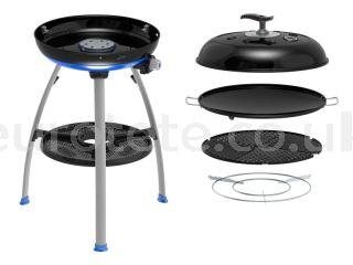 Barbacoa Carri Chef 2 BBQ / Grill2Braai Combo de 30 mbar para caravaning 1
