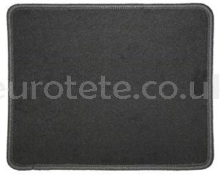 Carpet 48 x 40 cm black carpet motorhome caravan 1