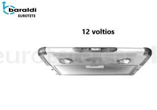 Baraldi flat extractor hood motorhome 1