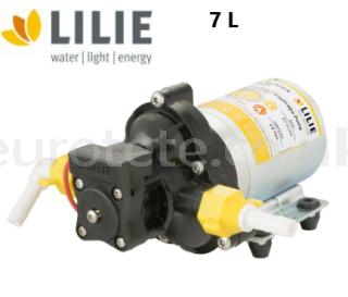 Lilie Classic 7 liters per minute pressure water pump motorhome 1