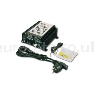 Nordelettronica NE287 - 17 A kit with battery charger cables motorhome 1