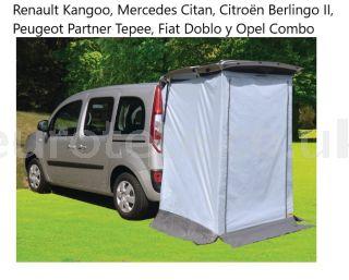 rear-tent-Renault-Kangoo-Mercedes-Citan-Citroen-Berlingo-Peugeot-Partner-Tepee-Fiat Doblo-Opel-Combi