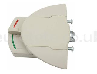 White door lock fap firenze 1059, 1060sx, 1095sx, 1115sx, 1122sx and 1125 motorhome  caravan 1