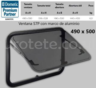 Ventana-Dometic-S7P-490-x-500-aluminio-9104116041-4015704236620-furgoneta-camper