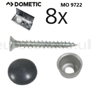 Dometic MO 9722 mounting kit kitchen sink camper 1