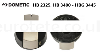 Mando cocina Dometic HB 2325, HB 3400 y HBG 3445 autocaravana 1