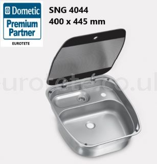 Dometic SNG 4044 sink with glass cover camper 1