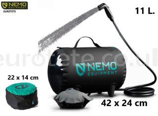 Portable-shower-Helio-Pressure-Nemo-outdoor-surf-sport-beach-camper