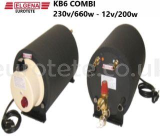 Boiler-Elgena-6-liters-230-volts-KB6-combi-hot-water-shower-camper-truma-therme-TT-caravan