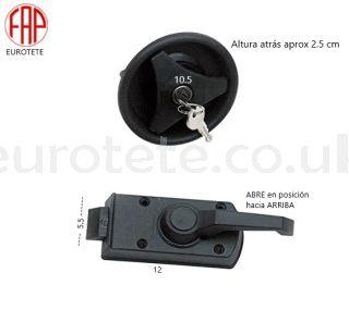 Cerradura-caravana-fap-firenze-1006SAKT51-negro-  2-llaves-0