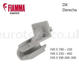 Fiamma F45 S kit enganche pata derecha toldo