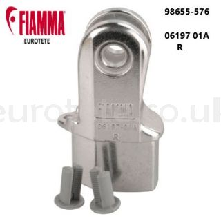 Fiamma F45 S - F65 S - F65 Right leg end kit 98655-576 motorhome 1