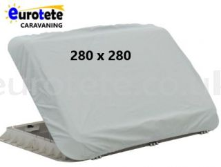 Skylight cover 280 x 280 outer cover motorhome caravan 2