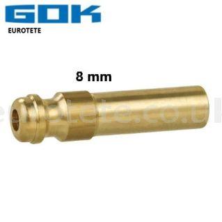 8 mm gas pin for coupling motorhome 1
