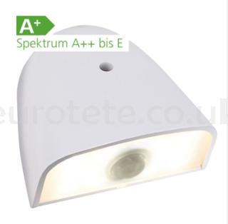 Led with motion detector sensor for entrance door at 12 volts motorhome 1