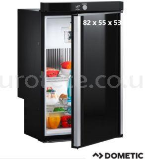 Dometic refrigerator 82 x 55 x 53 RMS 12 volts - 230 volts gas 30 mbar camper 1