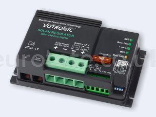 Votronic MPP 430 Duo Digital solar controller motorhome 1