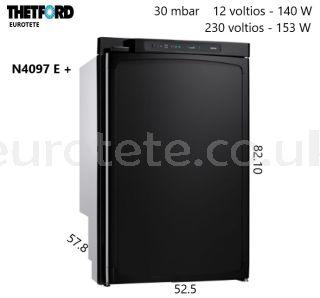 Thetford-N4097-refrigerator- motorhome-camper-van-1