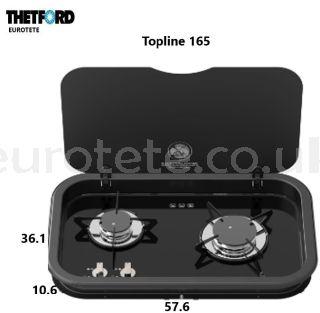Thetford-Topline-165-2-burner-hob-camper-van